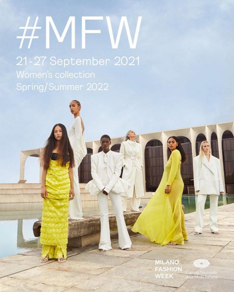 Milano Fashion Week Primavera Estate 2022