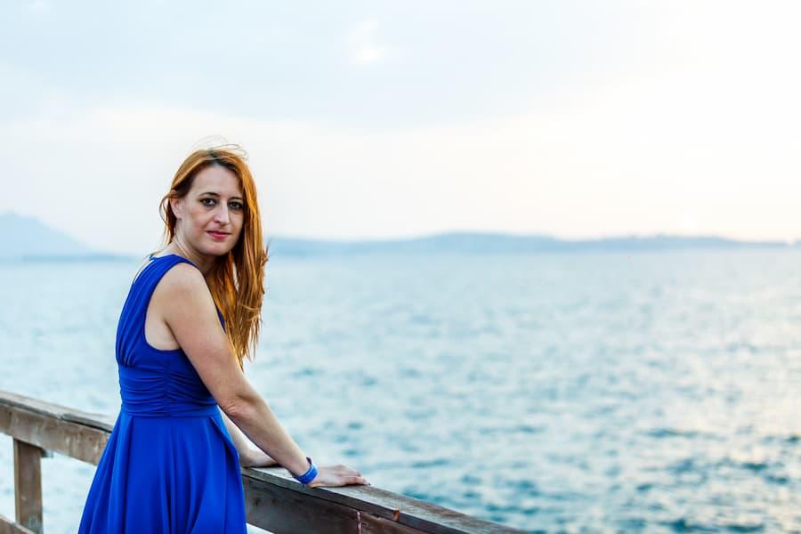 Kalanit Goren Perry direttrice dell'Ufficio Nazionale Israeliano del Turismo(1)