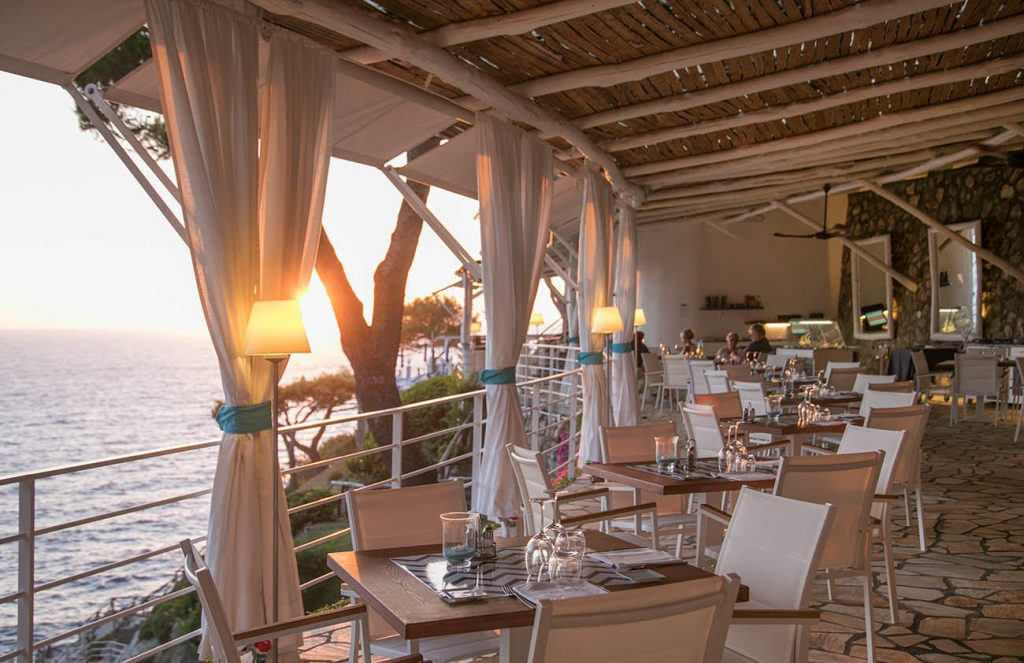CHEF ANNUNZIATA   Marea Restaurant